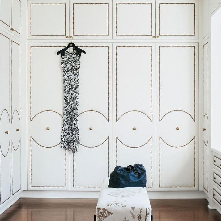 Puertas y paredes tapizadas arque tapiceros for Paredes tapizadas
