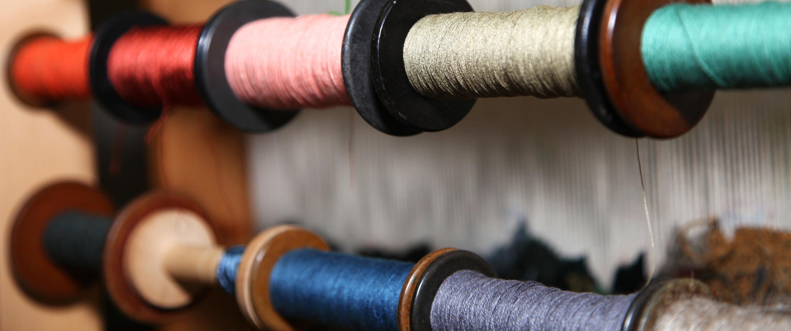 hilos tapicero artesano
