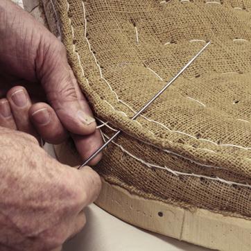 tapicero artesano